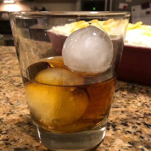 Bourbon on the Rocks