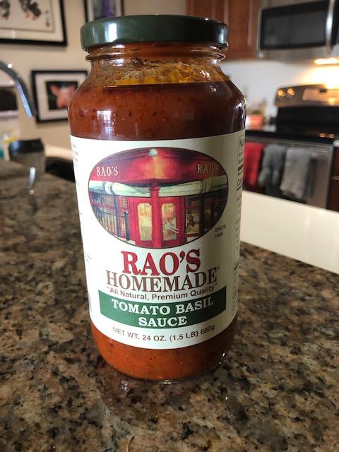 Rao's Sauce